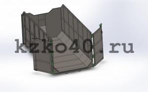мультилифт, контейнер для мусора