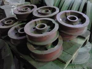 литые заготовки К2Р 320х80