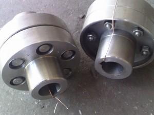 Муфта упругая втулочно-пальцевая МУВП-7