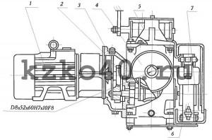 Привод ПК-6,3