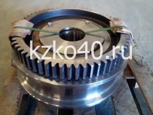 Крановое колесо к2р 500х100 для козлового крана