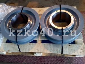 Крановое колесо к2р 500х100 для крана ККС-10