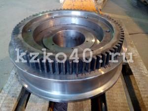 Крановое колесо К2Р 600х100
