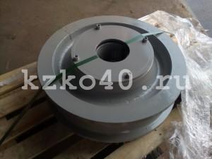 колесо крановое к2р 500-100