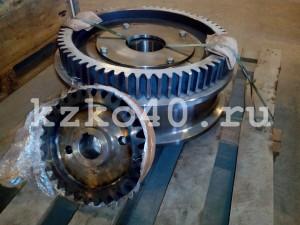 Колесо крановое К2Р 500х100 и венцом m-8, z-62