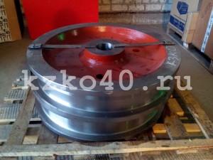 Крановое колесо К2Р 700х98