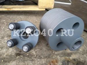 Муфта мувп с тормозным шкивом d-140, сталь 45
