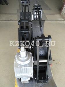 Тормоз ТКГ 600 с ТЭ 200