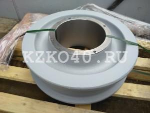 Крановое колесо для козлового крана ККС-10