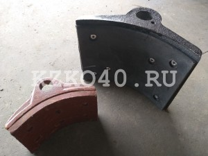 Колодки тормозные для ТКГ-200